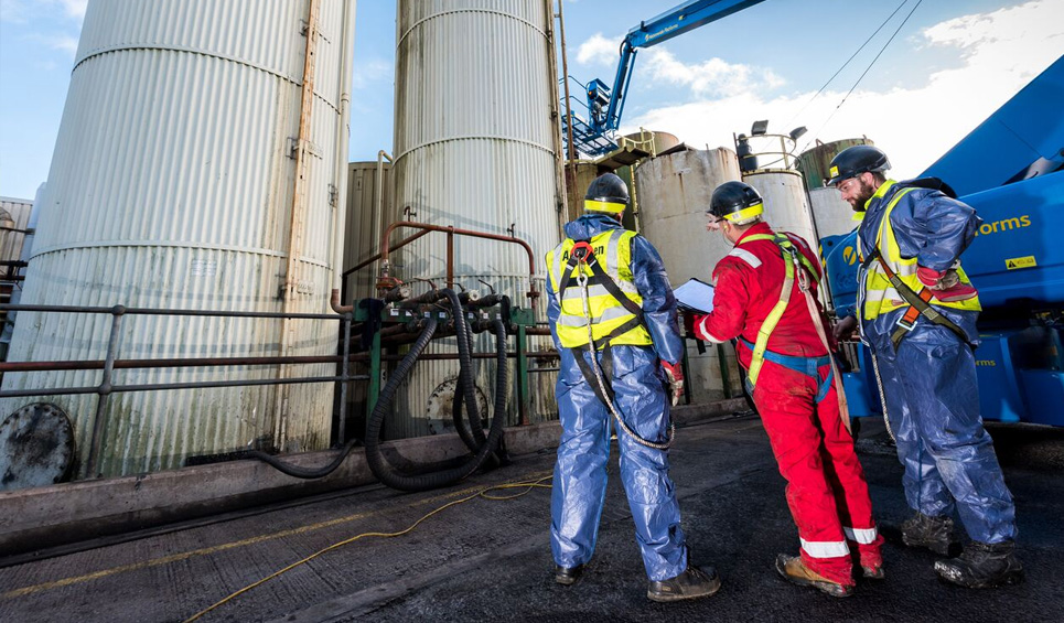 Cleaning, Decontamination and Waste Management
